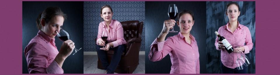 De wijnroos
