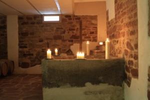 pressoir bougies